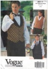 Collection of Men's Fashion vests