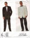 Tuxedo or suit for men