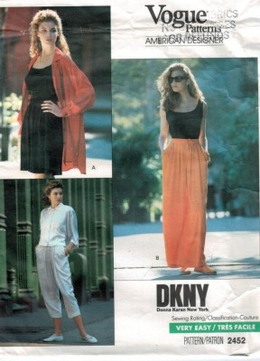 vogue Donna Karan 2879 - Cheap Sewing Patterns