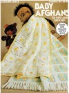 4 cute afghans to make for babies, knit and crochet!