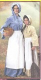 Prarie Old West Costumes for historical re-enactments, plays and parades