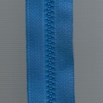 Sport separating zipper great for jackets and sportswear!