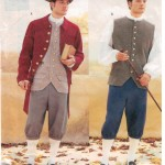 Authentic American Colonial era costume for men