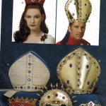 Collection of Royalty Crowns and Bishop Hats