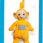 Make an authentic Teletubbie stuffed toy!