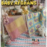 Fast and fun crochet baby afghans