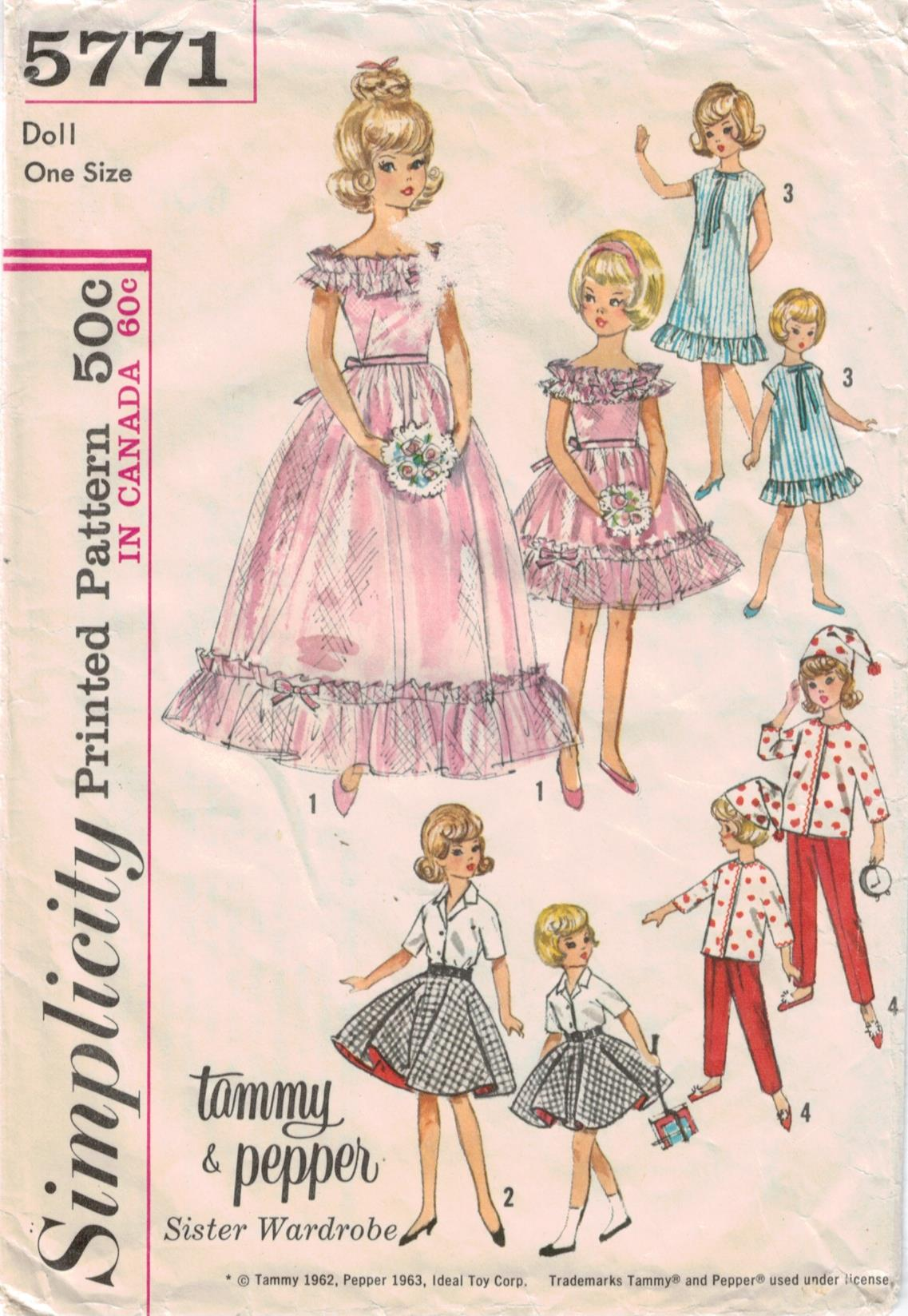 doll and doll clothes patterns vintage sewing patterns Car Tuning
