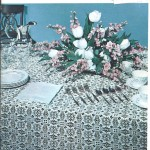 Classic crochet tablecloths and patterns