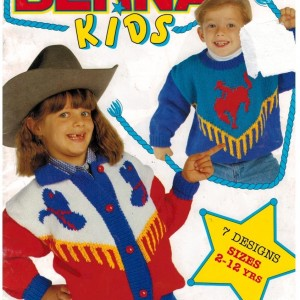 Fun and colorful sweaters for kids!