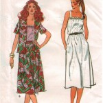 Fast and Easy sundress with jacket