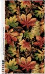 Brother and Sister Fabrics-Autumn Leaves 001