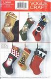 Christmas Pattern Kits And Book Shop