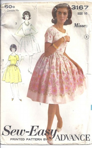 Vintage Sewing Patterns Advance | Sewing Pattern Heaven