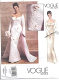Bridal Evening Sewing Patterns
