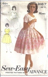 Vintage Sewing Patterns Advance