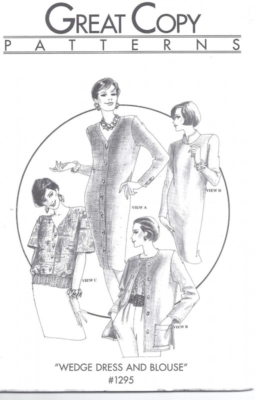 Sewing Patterns from boutique and cottage industry