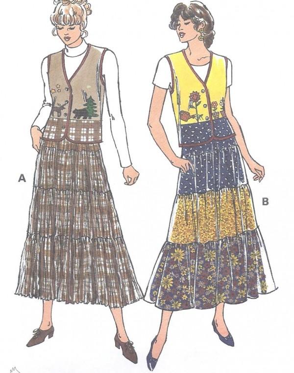 Kwik Sew Sewing Pattern Heaven