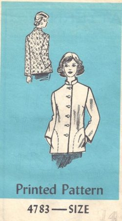 Vintage Sewing Craft Patterns Mail Order