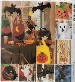 Patterns for Halloween Autumn and Harvest