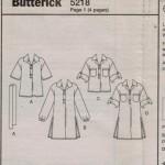 Butterick 5218-3