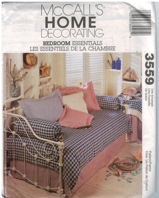 Sewing Patterns Home Decorating