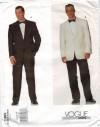 Tuxedo or suit for men