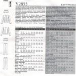 Vogue 2855-3