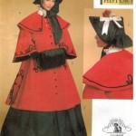 Dickens Caroler Costume!