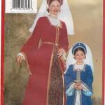 Renaissance Royalty costume
