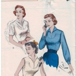 Vintage Patterns Butterick