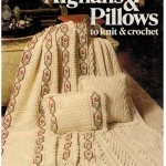 Knitting and Crochet pillows and afghans