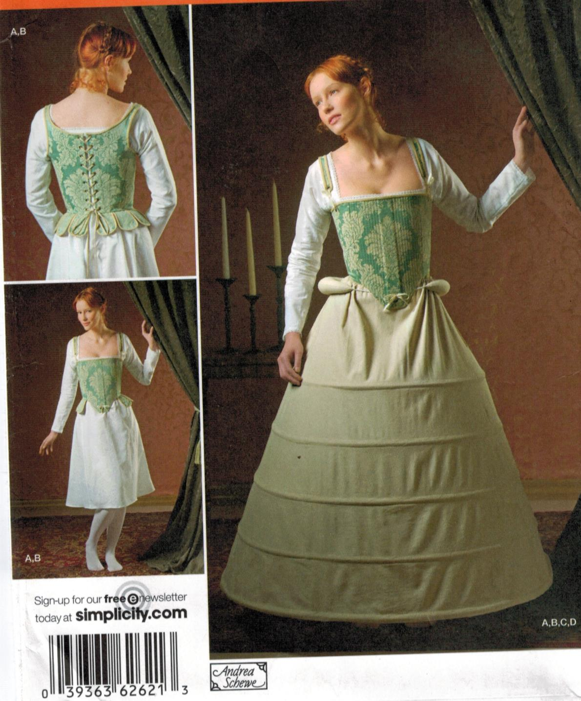 Simplicity Patterns Costumes Simple Design