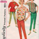 Great casual vintage tops and pants!