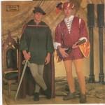 Men's Renaissance Costumes