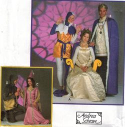 Costume Patterns Adult and Teen Sizes | Sewing Pattern Heaven - Part 6