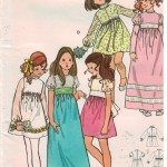 Butterick Pattern for Children