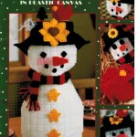 9 Snowman theme designs from Leisure Arts!