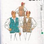 Kwik-Sew Patterns for Men Kwik-Sew