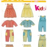 Cute and easy to sew collection for kids!