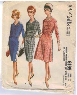 Vintage McCalls Patterns