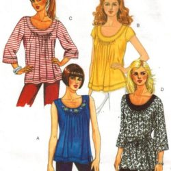 Butterick Sewing Patterns for Misses-Women