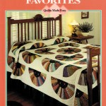 10 quilt patterns will full sized templates