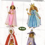 No Sew costumes for little girls!