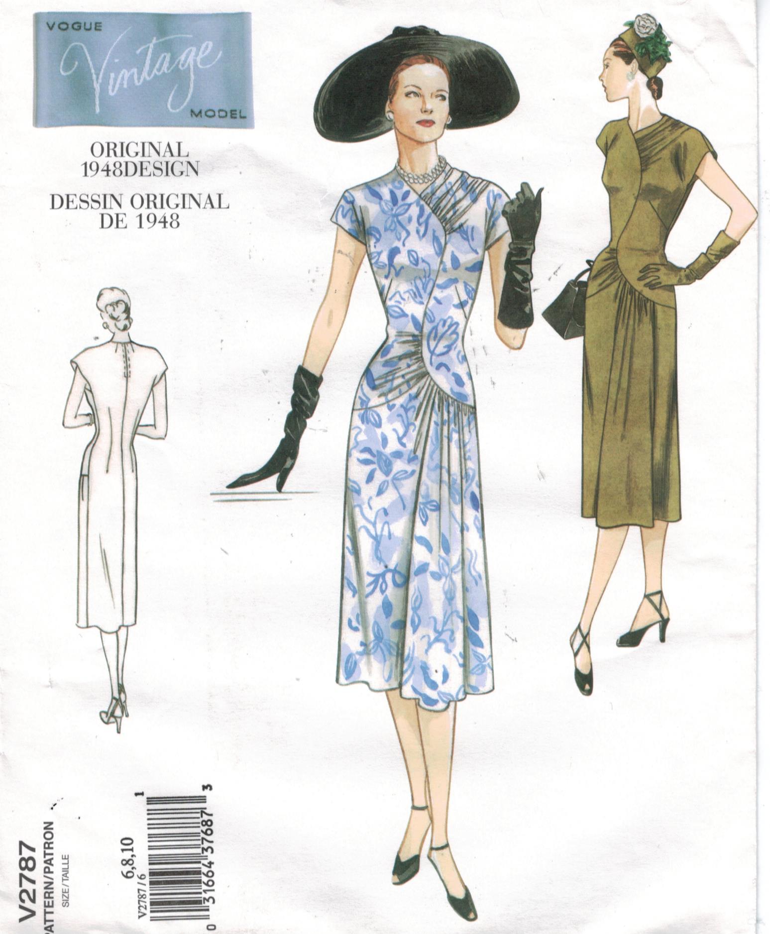Vintage Vogue Pattern Book - Vintage August-September 1963 / April-May 1965