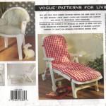 Custom patio chair covers!