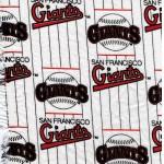 Giants Fabric