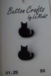 Cat Button 53