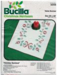 Bucilla Table Runner