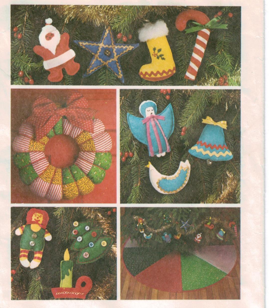 Pattern For Christmas Tree Skirt