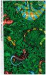 Lizard Fabric 1 001